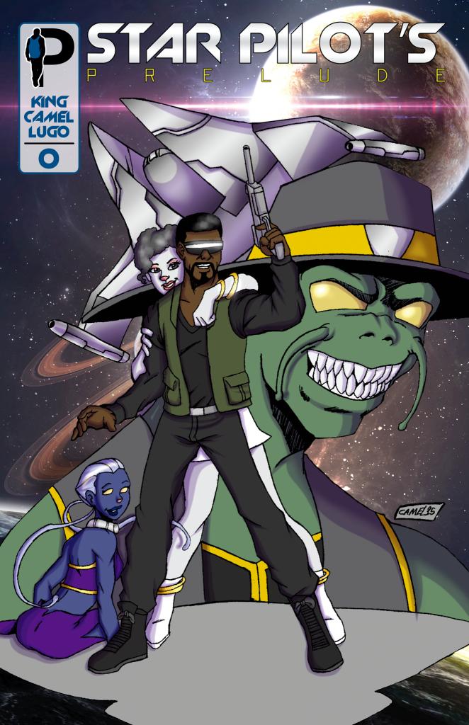 Star Pilot's Prelude: Cover
