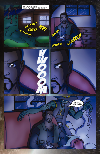 Star Pilot's Prelude: Page 1
