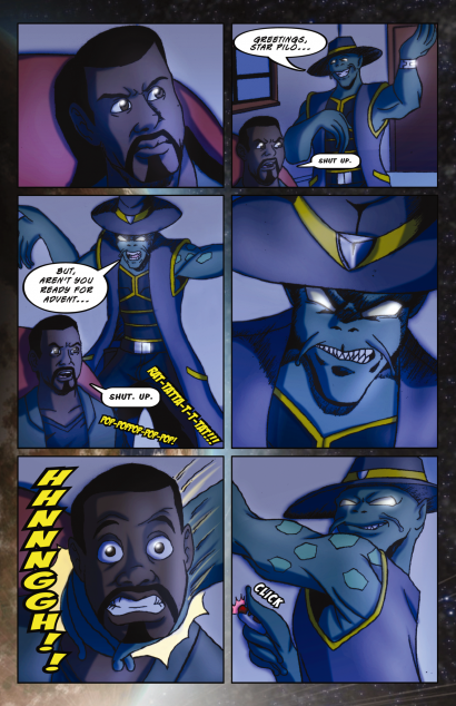 Star Pilot's Prelude: Page 2