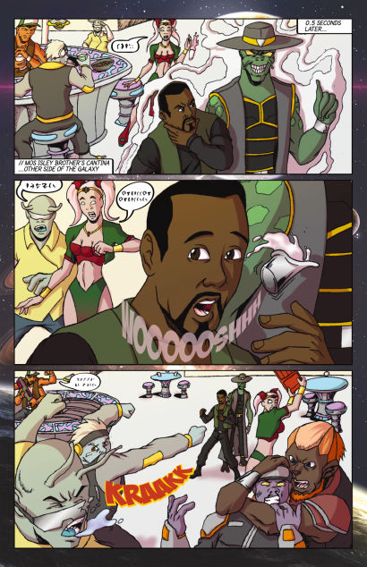 Star Pilot's Prelude: Page 3
