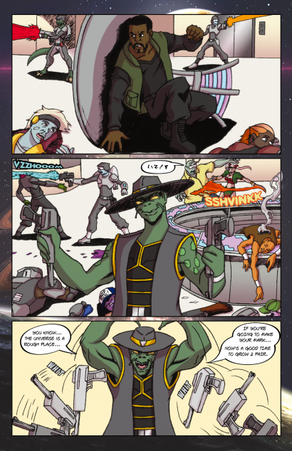 Star Pilot's Prelude: Page 4