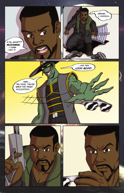 Star Pilot's Prelude: Page 5