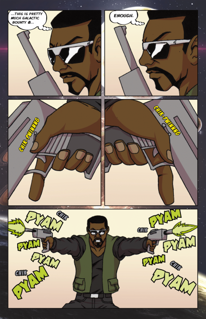 Star Pilot's Prelude: Page 9