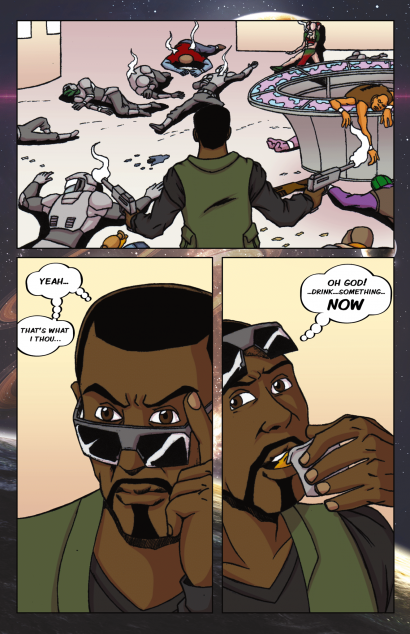 Star Pilot's Prelude: Page 10