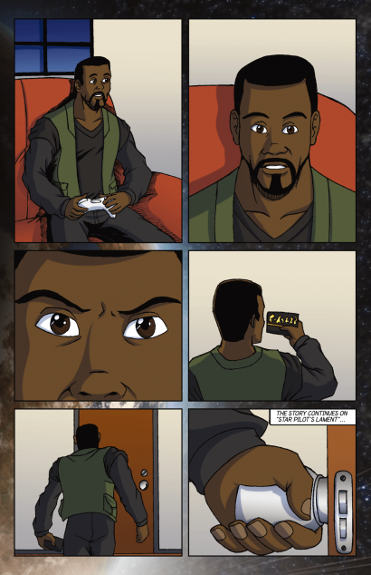 Star Pilot's Prelude: Page 12