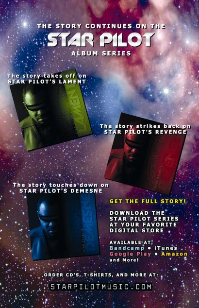 Star Pilot's Prelude: Back Cover (Inside)