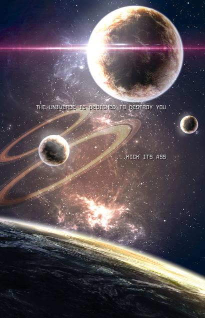 Star Pilot's Prelude: Back Cover